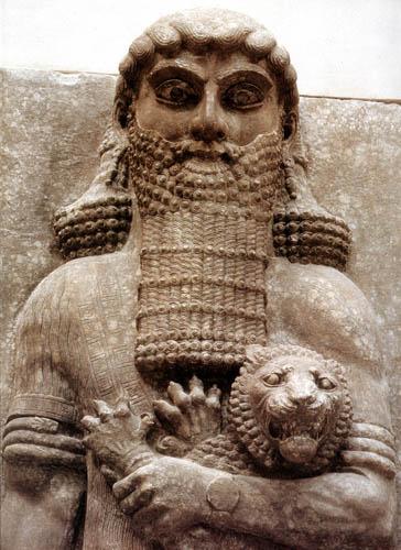 Image result for assyrian lion