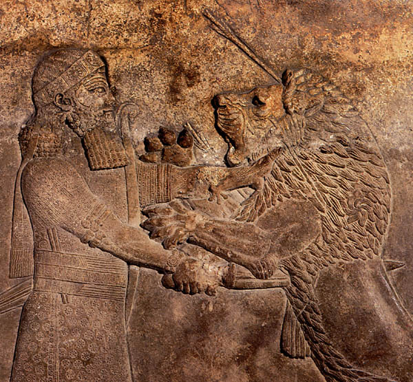 lion hunt of ashurbanipal In ancient assyria, lion-hunting was considered the sport of kings, symbolic of the ruling monarch's duty to protect and fight for his people the sculpted reliefs in room 10a illustrate the sporting exploits of the last great assyrian king, ashurbanipal (668-631 bc) and were created for his palace at nineveh (in modern-day northern iraq.
